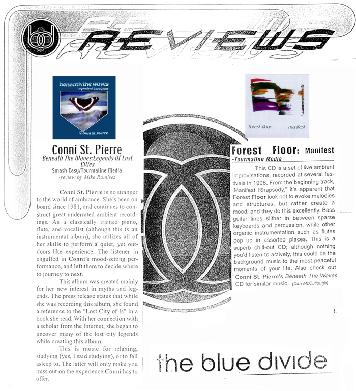 Blue Divide Reviews